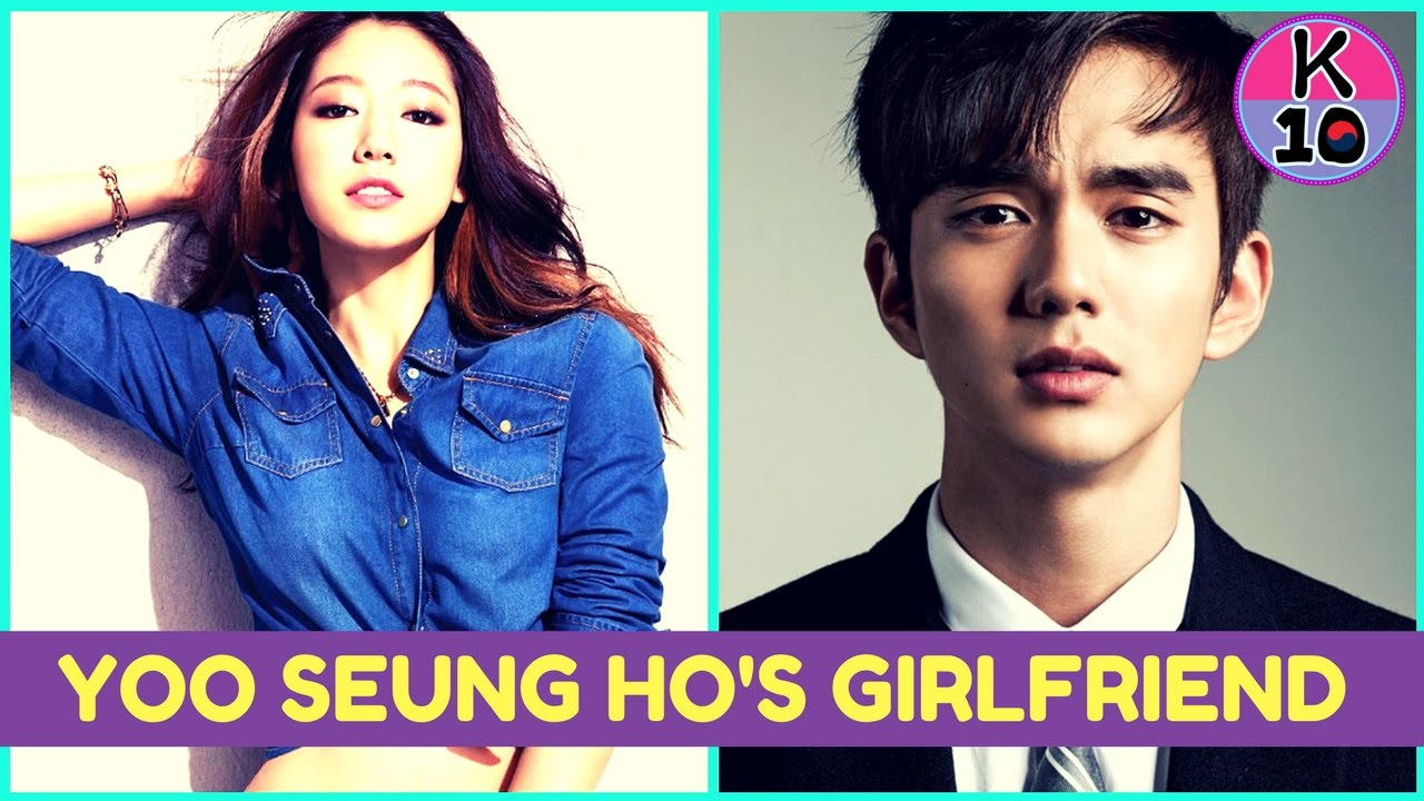 Yoo seung ho dating who 6