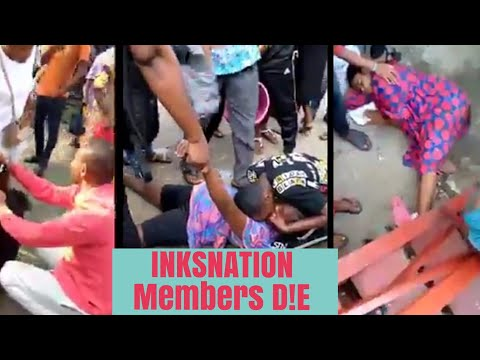 FULL VIDEO!! HOW INKSNATION MEMBERS  D!ED IN PORT-HARCOURT (MUST WATCH) NEWS IN DETAILS TV