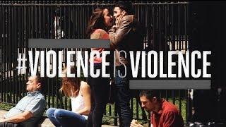 暴力をふるう人の性別が変わると…周囲の反応がガラッと変わる!
