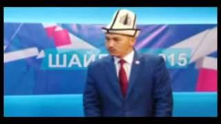 """Чарпалек берүүсүндө""""Бүтүн Кыргызстан Эмгек"""" партияларынын талапкерлер Видео"""