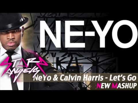 Neyo & Calvin Harris feat TV Noise  Lets go  Starz Angels Bootleg Remix