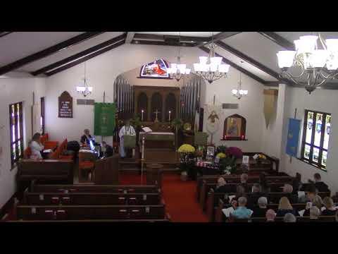 Funeral Service for Etta Elizabeth Mills Phillips