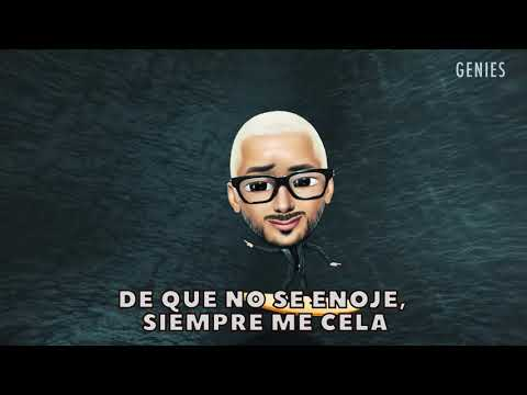 J Balvin - Gris (Official Lyric Video)