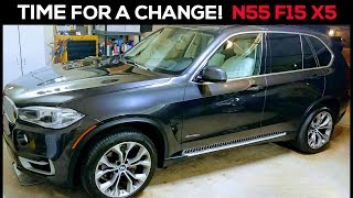 I sold my E70 and got an F15 BMW X5!