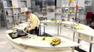 Блины на молоке тонкие рецепт от шеф-повара / Илья Лазерсон / русская кухня