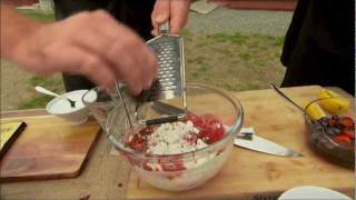 Nz On A Plate Tatua Mascarpone With Berries & Chocolate .wmv