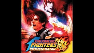 The King of Fighters '98 Ultimate Match PS4 Arcade Mode FATAL FURY Team