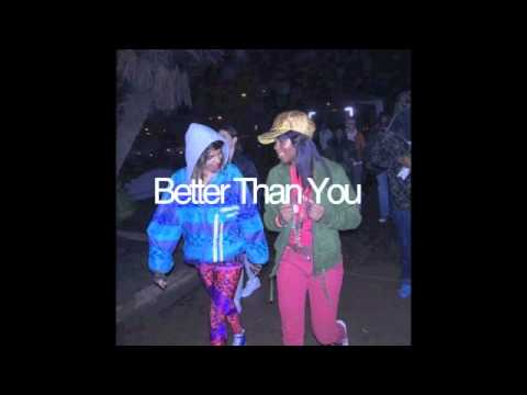 Rye Rye ft. M.I.A - Better Than You