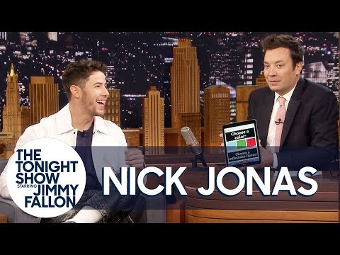 "Nick Jonas Gets ""Joe"" on Buzzfeed's ""Which Jonas Brother Are You?"" Quiz letöltés"