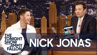 "Nick Jonas Gets ""Joe"" on Buzzfeed's ""Which Jonas Brother Are You?"" Quiz"