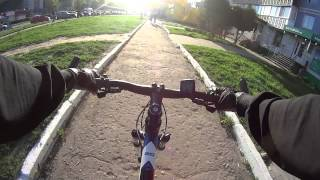 Покатушки на велосипеде#3
