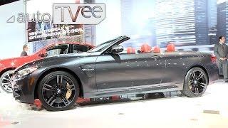 BMW auf der New York Autoshow 2014 | autoTVee