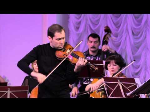 Dmitri Kogan, Volga Philharmonic. Corelli, La Folia/ Дмитрий Коган