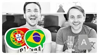 Italian and Irish read Portuguese for the first time