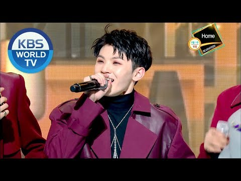 Between Hwang Chiyeul and SEVENTEEN, who will win? [Music Bank / 2019.02.01] - 동영상