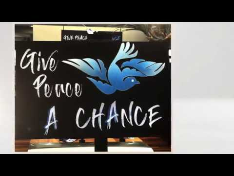 Give peace a chance concert at Seachange Arundel