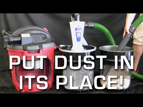 The Ultimate Dust Deputy® for Festool CT Dust Extractors