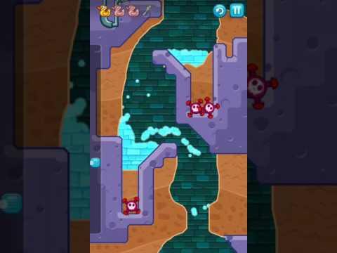 Крокодильчик Свомпи - Прохождение игры для iOS: iPhone / iPad / iPod, Android, Mac, PC, Windows [3 Утки]