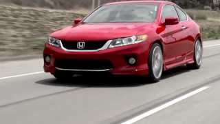 Teaser vid of Bisimoto and others, testing the Accord HFP