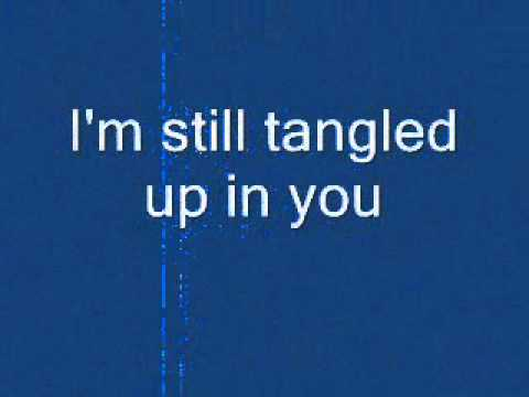 Aaron Lewis - Tangled Up In You (Lyrics)