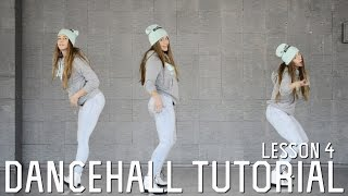 Dancehall Tutorials | Lesson 4 - Wacky Dip, Stay Far, Pop Yuh Collar