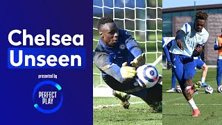 Edouard Mendy is on fire! 🔥 | Super finishing from Abraham and Anjorin ⚽️⚽️ | Chelsea Unseen
