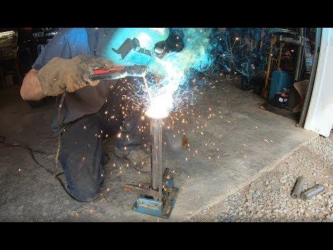 Making An Excavator Bucket Pin