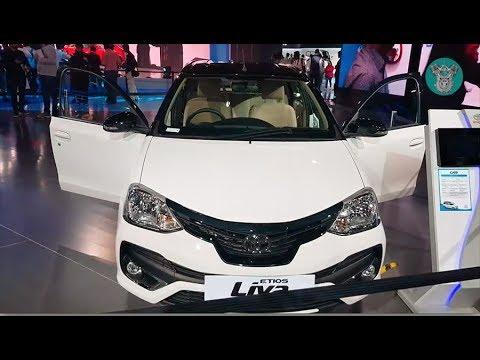 Toyota Etios Liva VXD 2018 (Dual Tone) Exterior and Interior