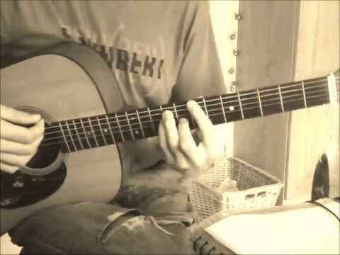 Coldplay - 'Fix You' on guitar (chords+lyrics)