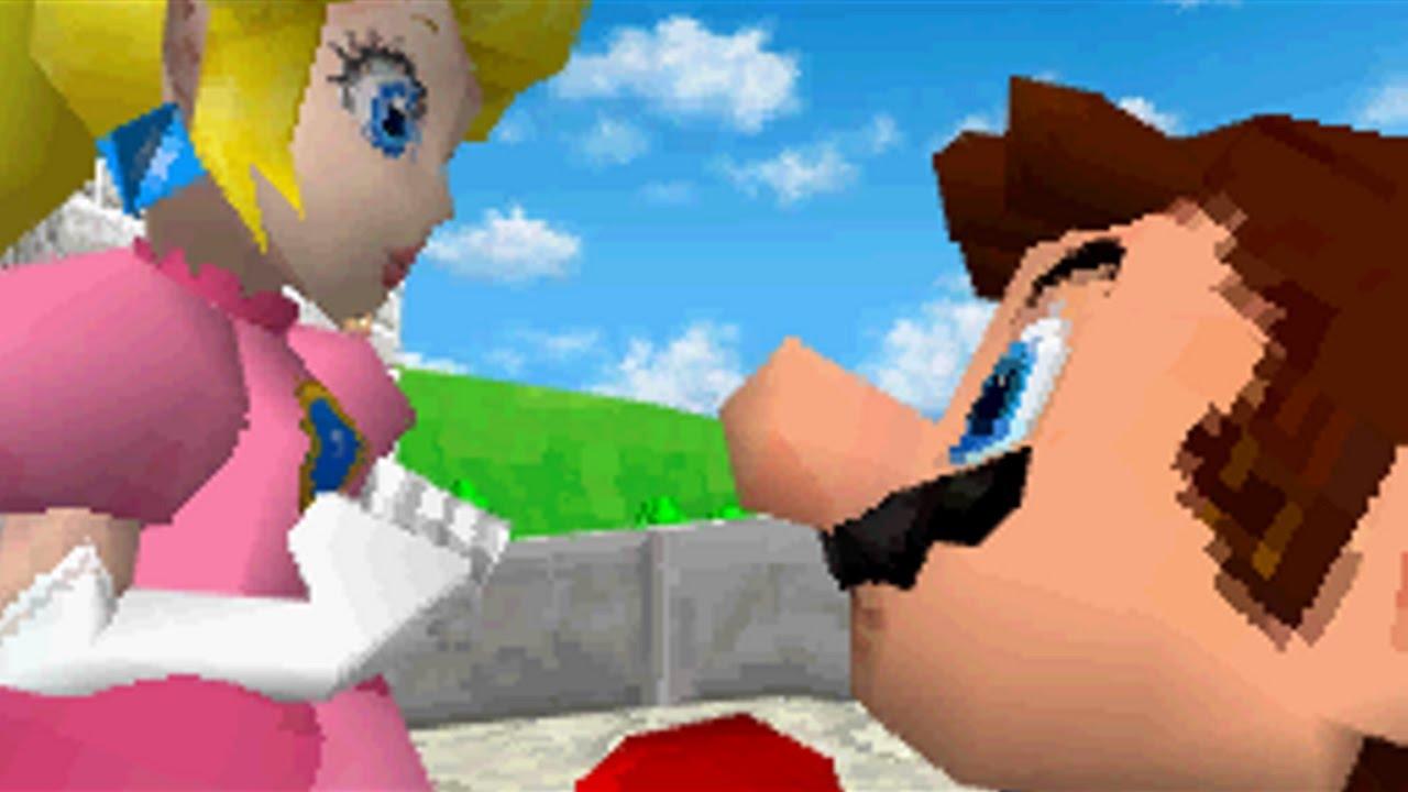 Super Mario 64 DS - Final Boss + Ending