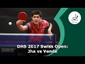 DHS 2017 Swiss Open: Jha vs Vende