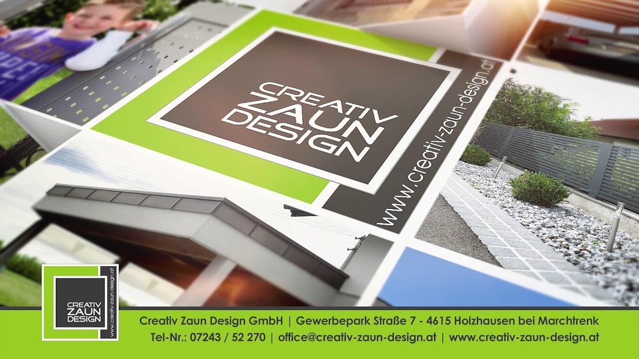 Bezaubernd Zaun Design Referenz Von Creativ Gmbh Lt1 Werbespot