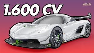 Koenigsegg Jesko: O Novo Carro Mais Rápido Do Mundo? Tudo Do Hipercarro Sueco No Acelenews #122