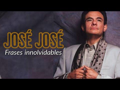 Homenaje A José José Frases Del Príncipe De La Canción 2019