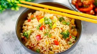 Pork Fried Rice|Pork Tenderloin Recipes|Chinese Food Recipes