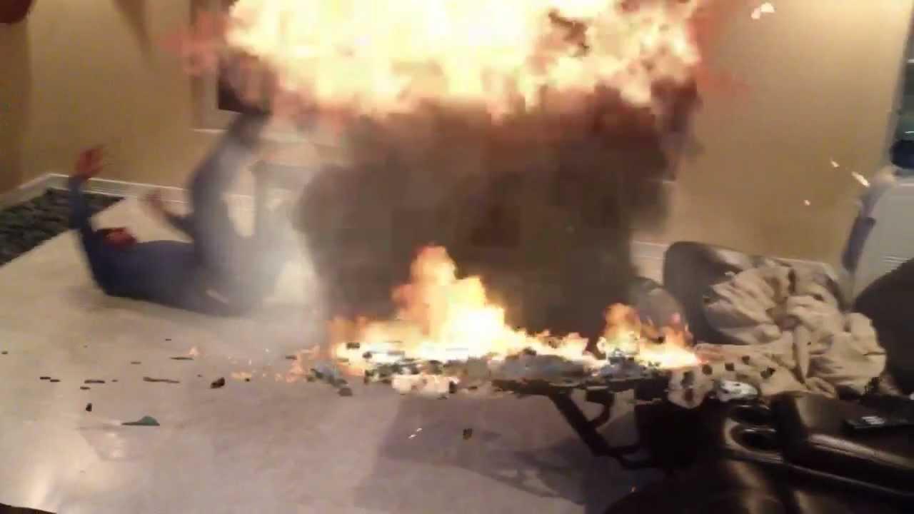 Insert Explosion Here Youtube