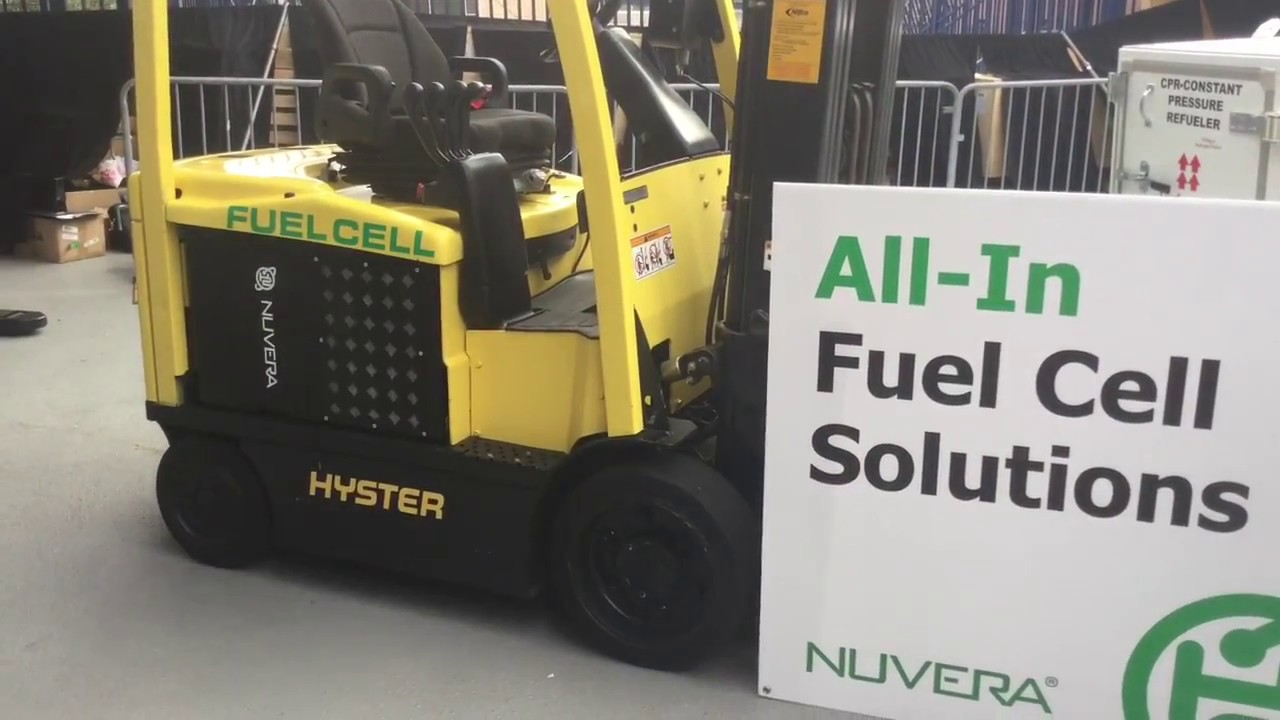 NITCO Innovate 2016 Showcases All-In Fuel Cell Solutions (VIDEO)