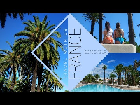 Travel with us | Cote D'Azur | Vacation Vlog + Outtakes