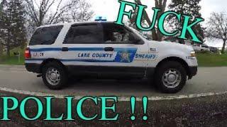 Dirt Bike vs Cops