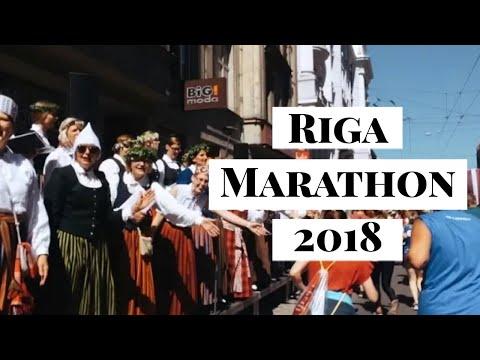The Essence of the RIGA MARATHON 2018