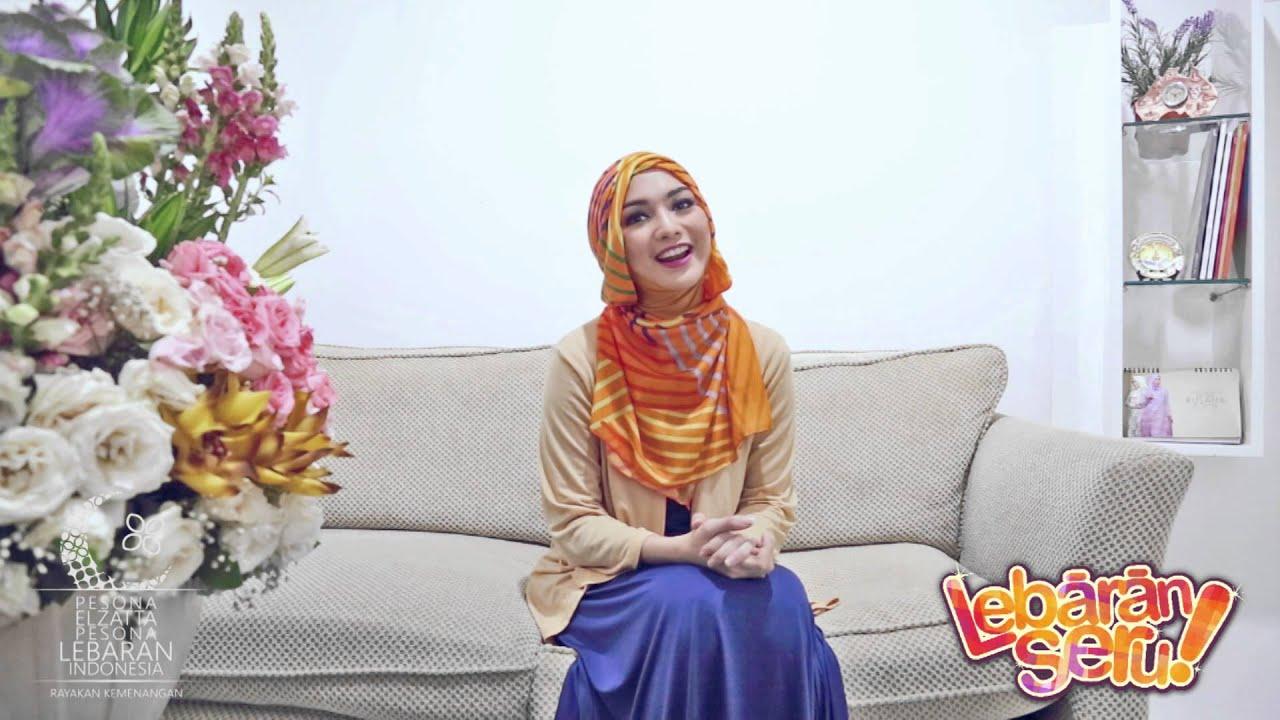 Greetings Ramadhan 1436 H Citra Kirana Elzatta Hijab YouTube