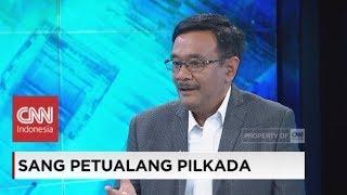 Djarot Saeful Hidayat; Sang Petualang Pilkada - AFD Now