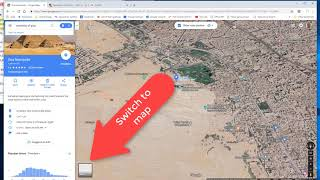Geo Kids Google Maps Pyramids