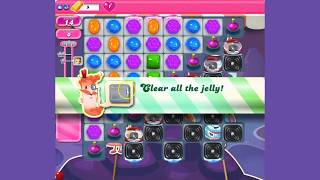 Candy Crush Saga Level 2635 ~ no boosters