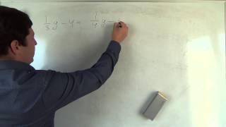 Алгебра 7 класс. 15 сентября. Решение линейных уравнений #5