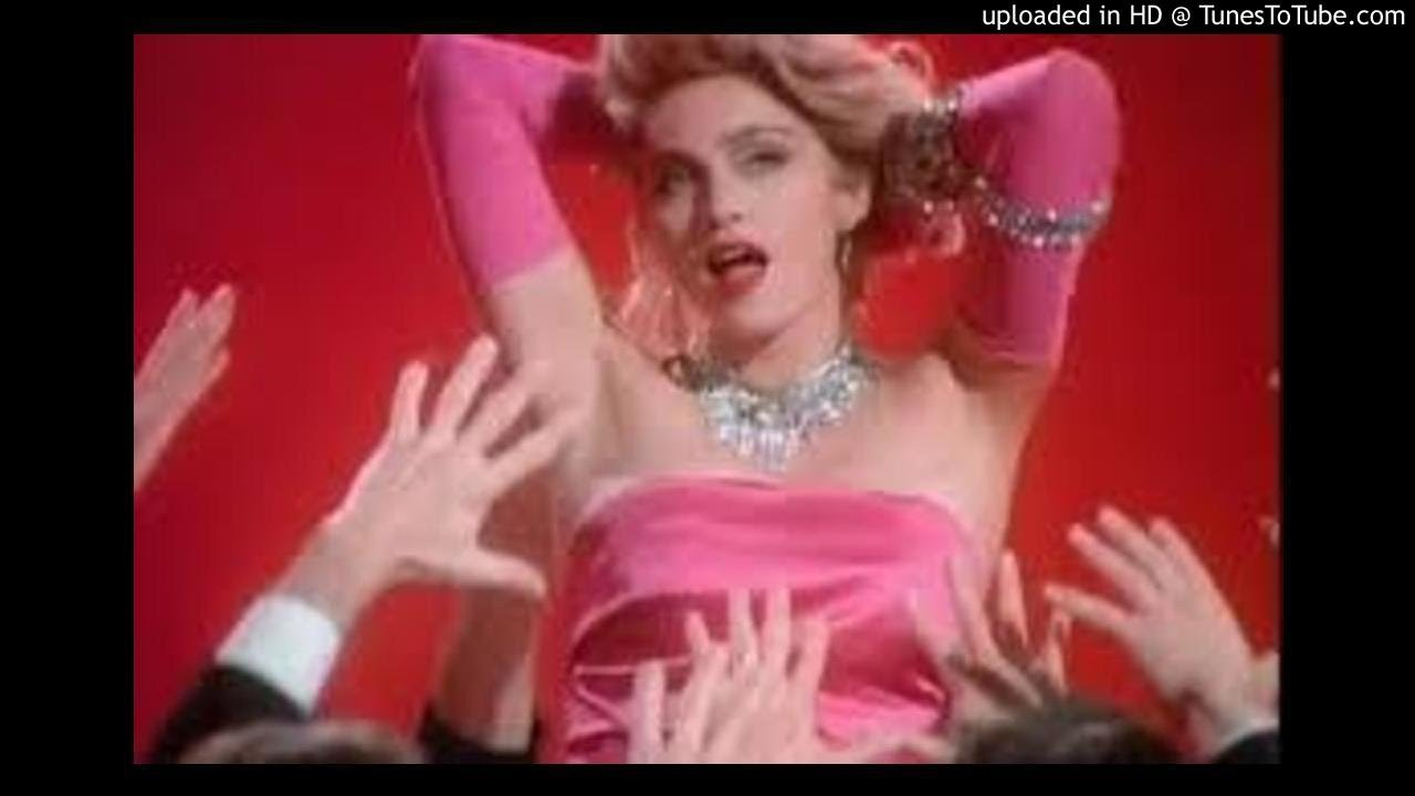 Book Cover Material Girl ~ Madonna material girl cover youtube