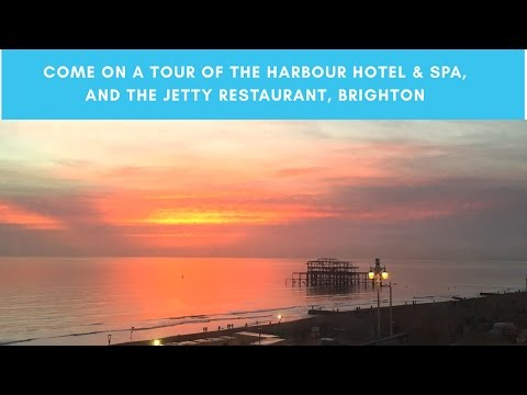 Our Date Night (and Day) at The Harbour Hotel, Brighton