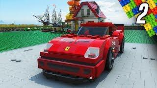 Forza Horizon 4 LEGO DLC - Part 2 - LEGO Ferrari F40