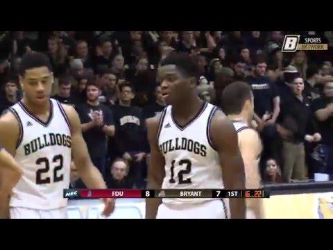 Men's Basketball vs. Fairleigh Dickinson Highlights - YouTube