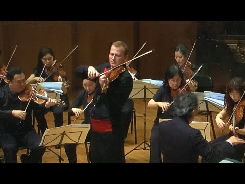 Nicolas Koeckert - Tchaikovsky - Meditation - Seoul Arts Center